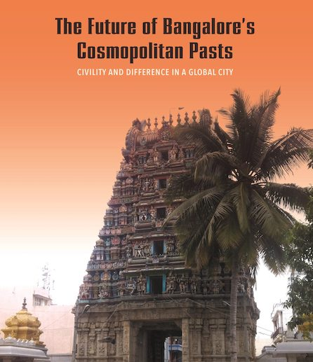 book cover for Future of Bangalore's Cosmopolitan Pasts
