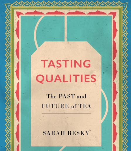 Tasting Qualities book cover