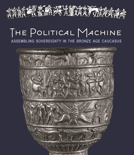 The Political Machine book cover