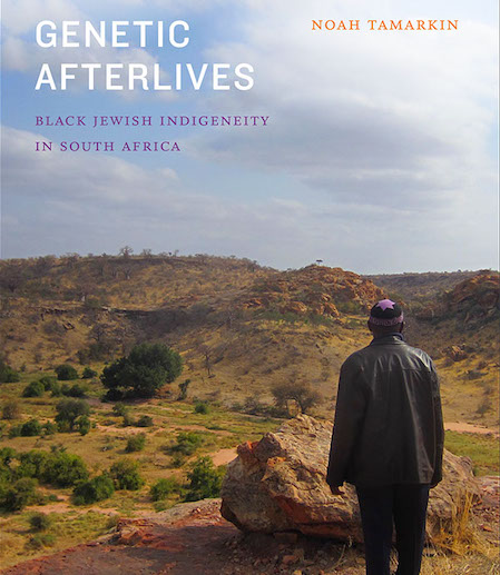 book cover for Genetic Afterlives